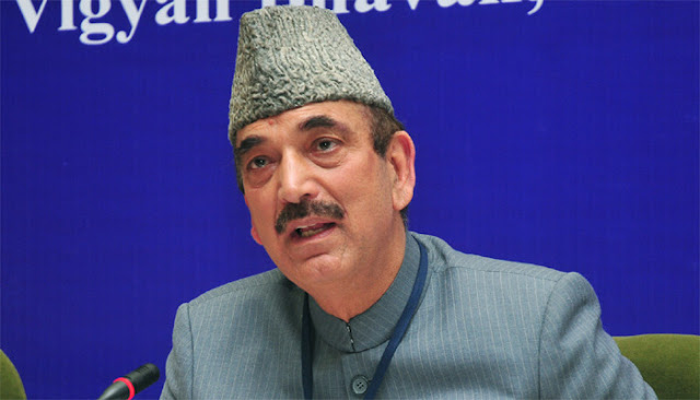 Lok Sabha polls likely this November, prepare: Azad to Congress workers