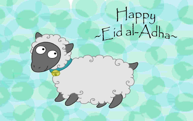 EID AL ADHA IN SAUDI ARABIA