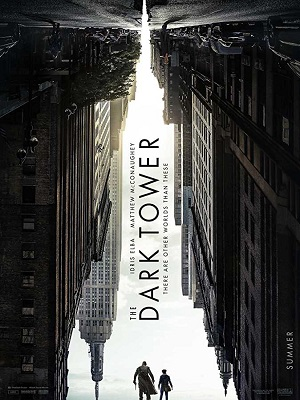 The Dark Tower (2017) Movie Download 720p HDTS 550mb