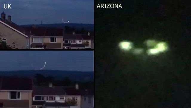 UFO News ~ UFO - Corpuscular ship Slovakia plus MORE Glowing%2Bufo%2Batlantic