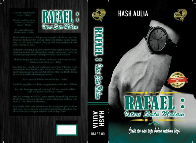 Rafael : Isteri Satu Malam by Hash Aulia
