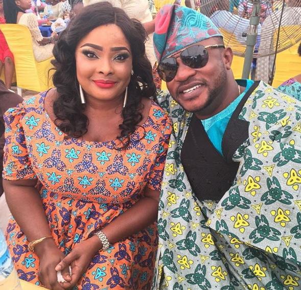 Celebrity Wedding Nollywood Movie: Nollywood Stars Storm Abeokuta For Odunlade Adekola's