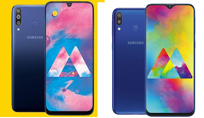 Samsung Galaxy M30 vs Samsung Galaxy M20