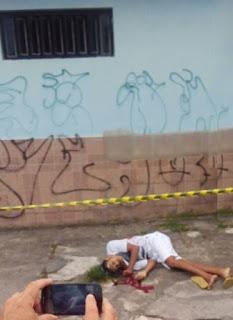 Guarda Municipal de Belém (PA) de folga reage e mata assaltante