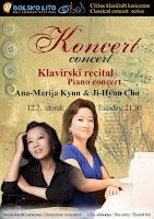Klavirski recital, koncert, Bol slike otok Brač Online