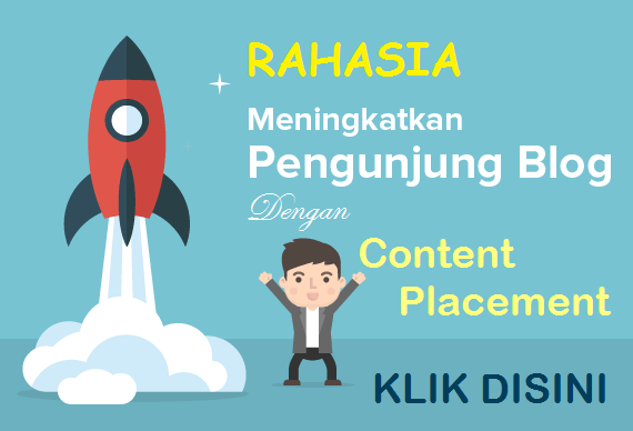 Blog trafik tinggi menerima artikel Content Placement