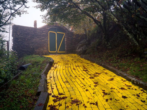 Curiosidade: O extinto parque temático de O Mágico de Oz