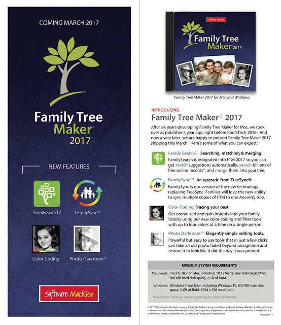 Family Tree Maker 2016 Torrent