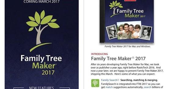 family tree maker user  family tree maker 2017