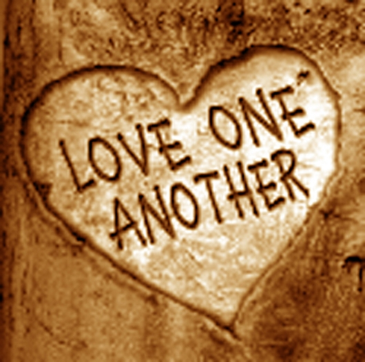 Meditations of my Heart: Love One Another
