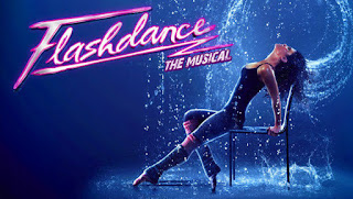 Flashdance in Glasgow premiere before UK tour