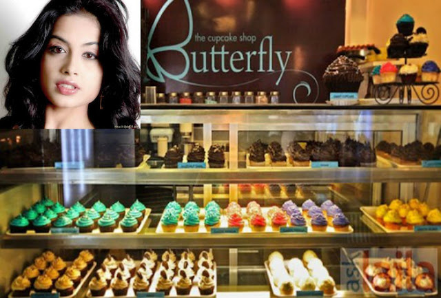 Butterfly Bakery By Sarah Jane Dias