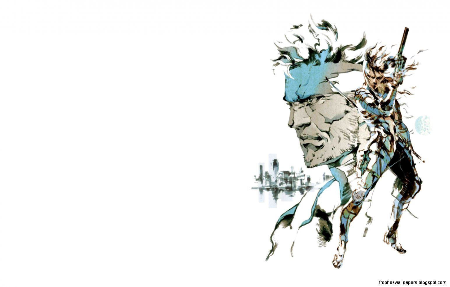 Metal Gear Solid Wallpaper Free Hd Wallpapers