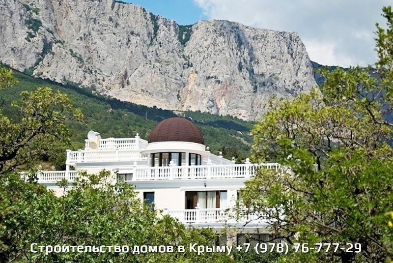 Крым частные дома фото
