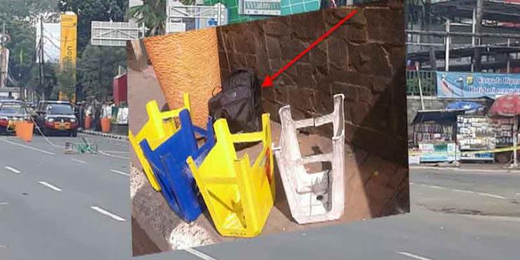 Isu Bom Mall ITC Depok, Ternyata Tas Berisi Pakaian