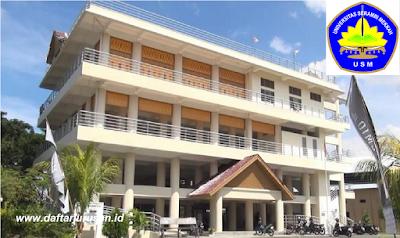 Daftar Fakultas dan Program Studi Universitas Serambi Mekkah Aceh