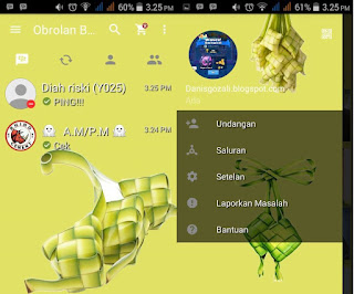 Download BBM Mod Ketupat Versi 2,13,1,14 Apk