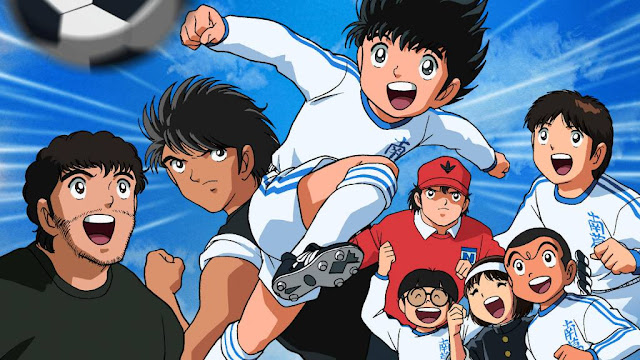 Captain Tsubasa Chapter List - AVOID FILLING