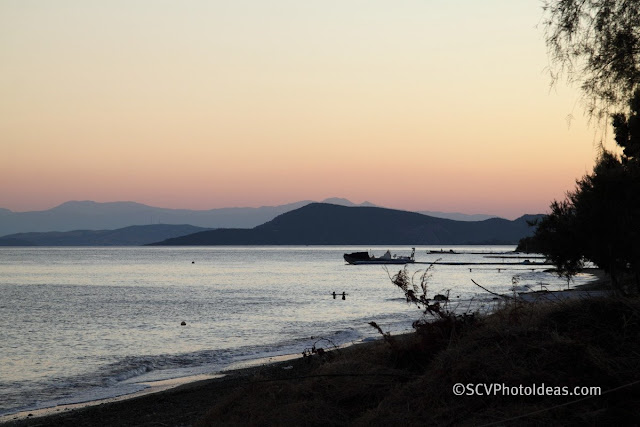Seascape sunset 1