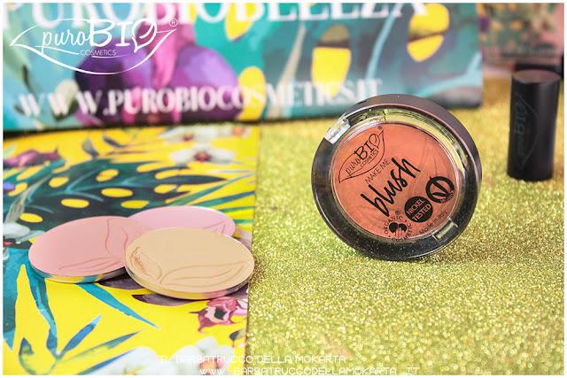 blush purobio fard bio makeup vegan makeup