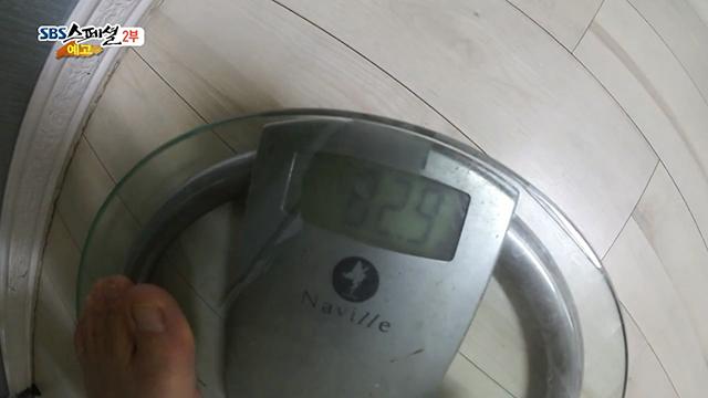 37-5.jpg 펌) 3주 동안 평소 하루 섭취량의 두 배인 5,000kcal를 매일 섭취하면 어떻게 될까? (SBS 스페셜)