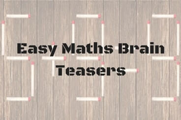 math worksheet : mathematical brain teasers with answers for kids and teens to  : Math Brain Teasers For Kids