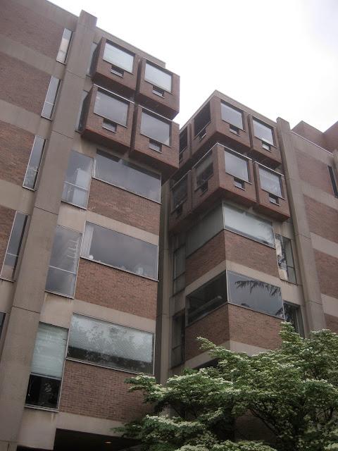 Laboratorios de Biotecnología Richards en Philadelphia   Louis Kahn