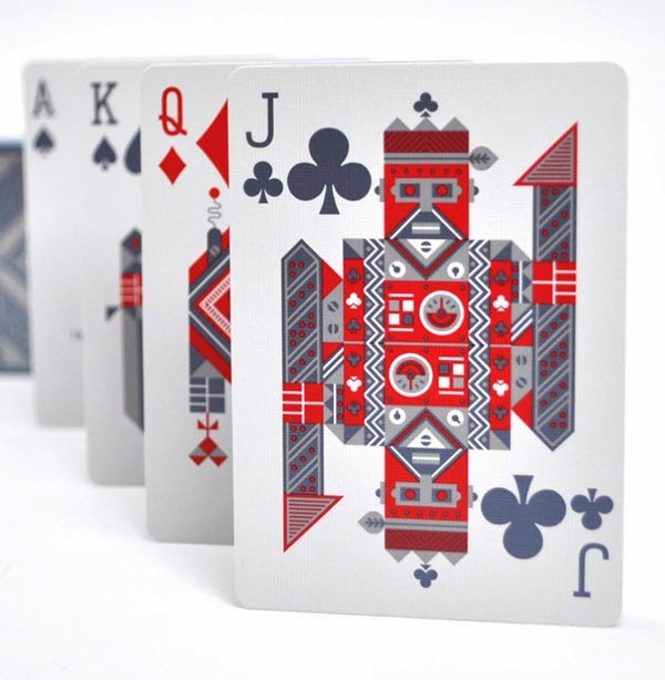 Creative Playing Cards Designs