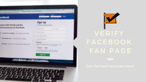 How To Get Your Facebook Page Verified<br/>