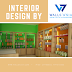 Commercial interior fit out designs by walls asia architect and interior designers