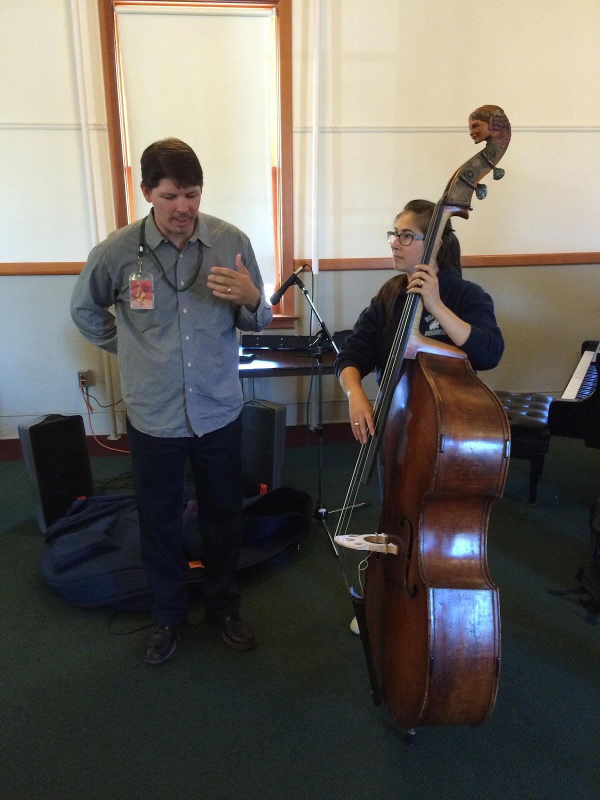 Ideas For Jazz Education Centrum Educator Track Part 2