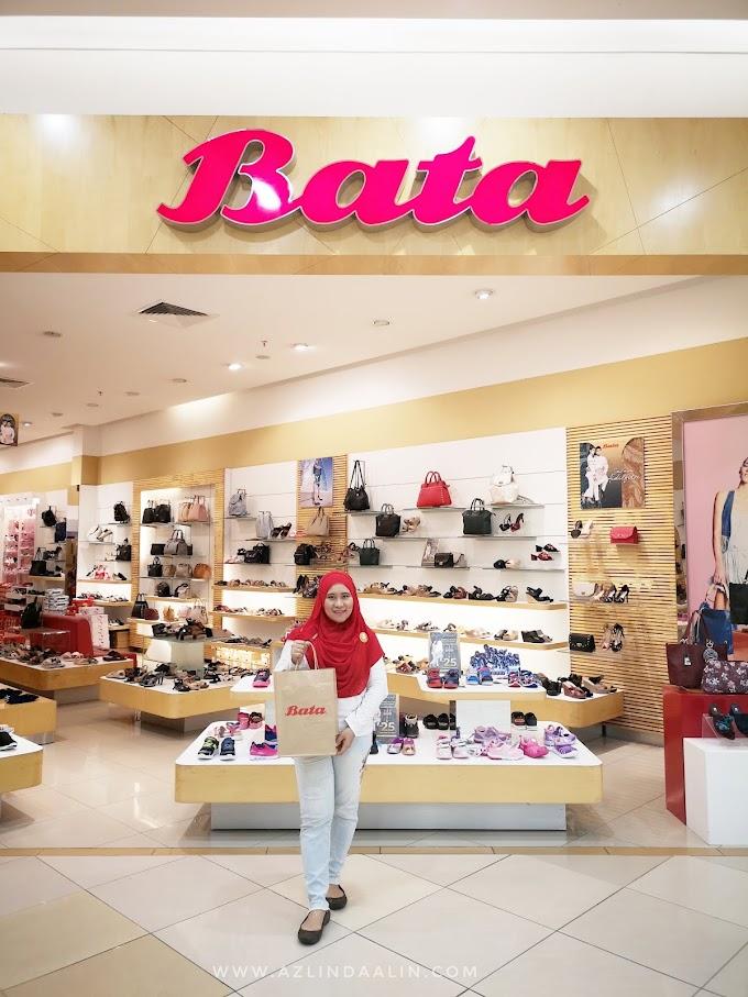BATA MALAYSIA KASUT RAYA 2019 BERGAYA HABIS !