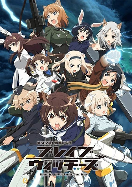 Brave Witches 08\??