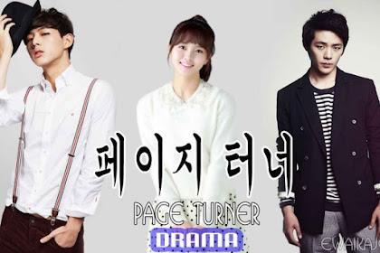 Drama Korea Page Turner Episode 1 - 3 Subtitle Indonesia