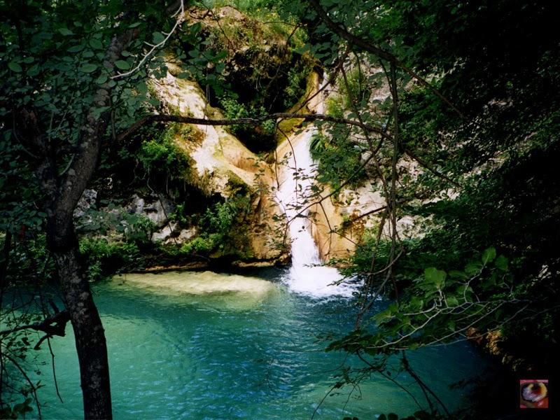Río Urederra, Baquedano, Navarra