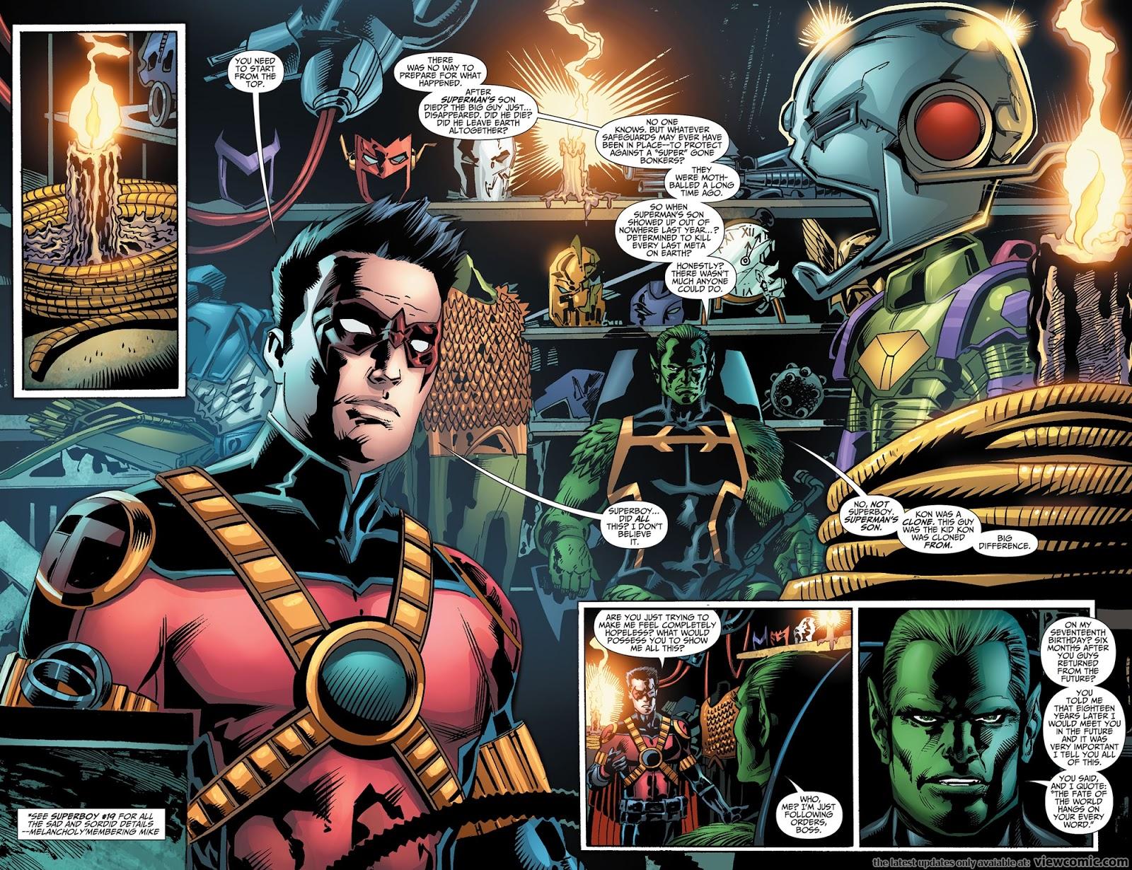 Teen Titans Annual 61