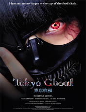 pelicula Tokyo Ghoul