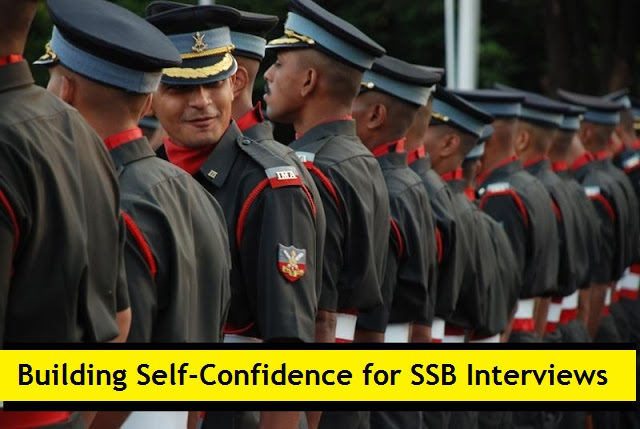 Building Self-Confidence for SSB Interviews