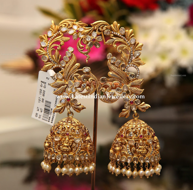 Manjula All Over Earrings