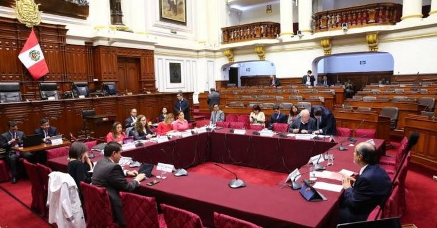 Congreso aprobó modificaciones del «Artículo 112» de la Carta Política sobre mandato presidencial