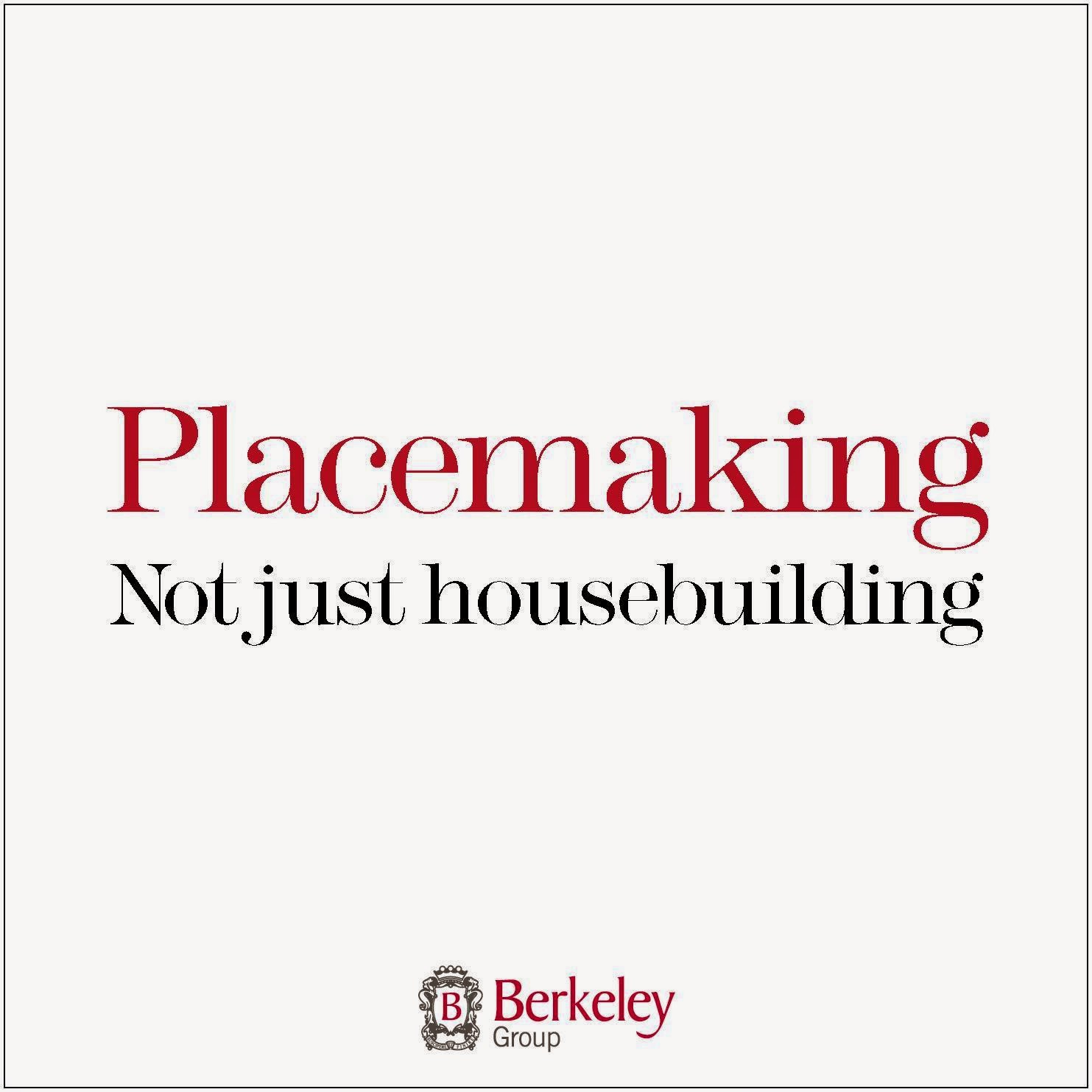Placemaking, Not just housebuilding