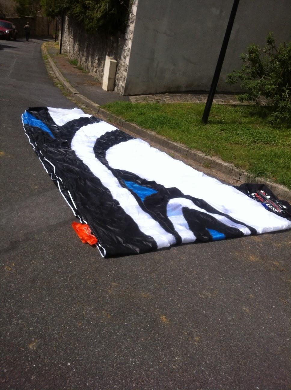 VENDUE ! Flysurfer Speed IV Lotus 18m complète 1390 € quasi neuve  Photo%2B3
