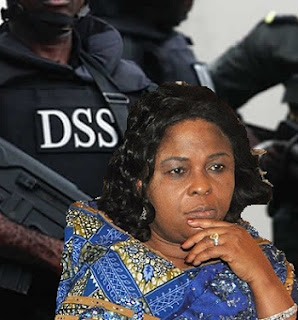 More Fact Exposed: How Patience Jonathan Used DSS Officials To Aid the  $23.3 'Theft'