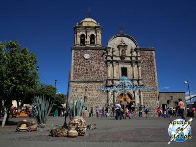 Parroquia de Santiago Apóstol, Tequila