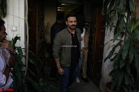 Vivek Oberoi and Riteish Deshmukh Promoting Their movie Bank Chor~  Exclusive 33.JPG