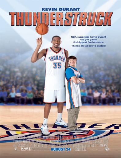 Ver Quiero ser un Thunder (Thunderstruck) (2012) Online