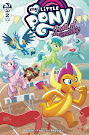 My Little Pony Feats of Friendship #2 Comic