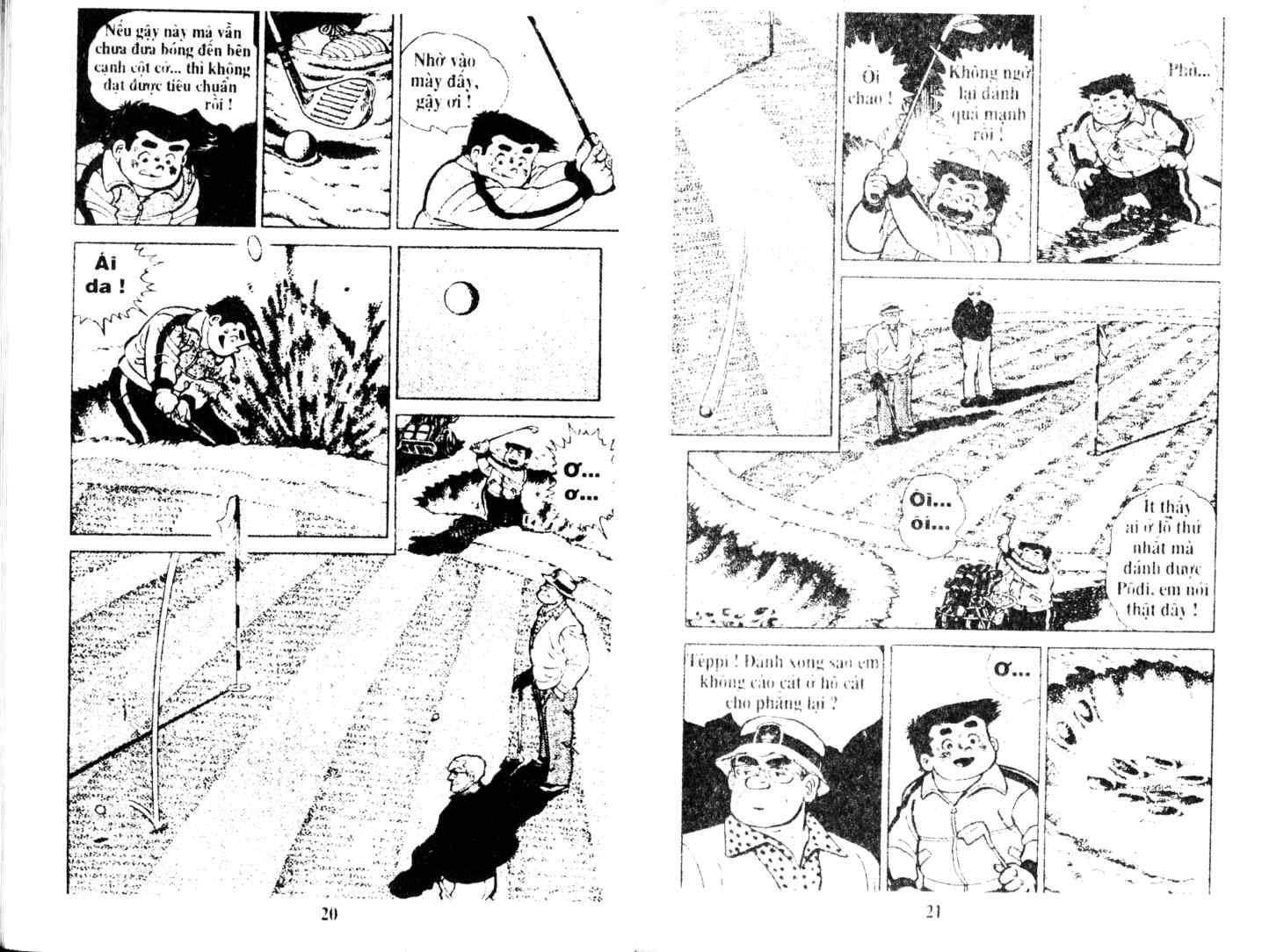 Ashita Tenki ni Naare chapter 11 trang 9