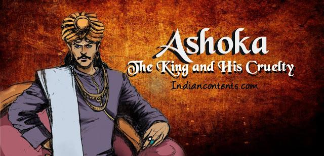 King Ashoka, The Third Samrat of Mauryan dynasty