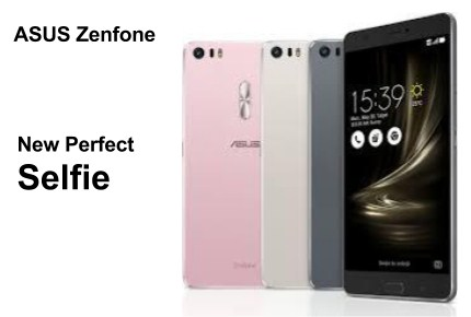 Inilah Varian Terbaru Asus Zenfone 4 dan Spesifikasinya
